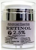 Retinol Night Cream. Potent Anti-Ageing Formula