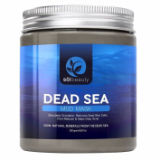 Sol Beauty Dead Sea Mud Mask - 260ml