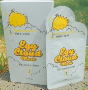 *Coreana* Egg Cloud Sheet Mask 23ml x 10ea