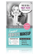Faith in Face I WANT PERFECT MAKEUP SHEET MASK 10pcs