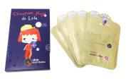 [Dr.Lola] Chinatown Player dr Lola Mask Sheets Pack (5ea) Made in Korea