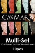 CASMARA Facial Mask Pack of 10 Multi Set