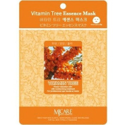 MJCARE Vitamin Tree Essence Mask 10pcs