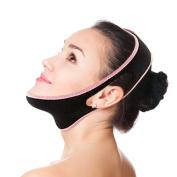 Facial Slimming Strap - Chin Lift Facial Mask - Eliminates Sagging Skin - Anti Ageing the Pain Free Way .  d!