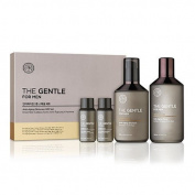 The Face Shop THE GENTLE for MEN Anti-Ageing Skincare SET Toner Emulsion