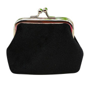 Lady Purse, TOOPOOT Women Corduroy Small Wallet Hasp Purse Clutch Bag