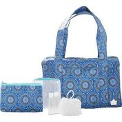 Caboodles Overnight Trio Travel Bag Set - 6 peice