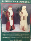 Father Christmas Doll 36cm High