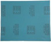 2000 Grit Sandpaper - 22cm x 28cm - 1pc
