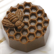 Grainrain Silicone Soap moulds DIY Handmade soap moulds Soap Making Mould Honeycomb and Bee Craft Art