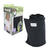 Woombie Wrap & Go, Heathered Charcoal, 0.9-16kg