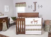 Trend Lab Deer Lodge 10-Piece Complete Crib Bedding Set