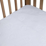 Waterproof Fitted Crib Pad Cover