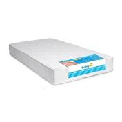 "DHP Safety First Heavenly Dreams Antimicrobial Vinyl Crib Mattress, ""70cm X 130cm"