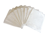 Set of Ten Laminated Enema Disposable sheets to prevent seepage on bed sheets - HealthGoodsInTM