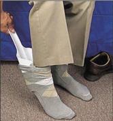 Foot Socker Sock Aid - 10559 by Kinsman