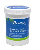Hearing Aid Drying Jar by ADCO Hearing Products