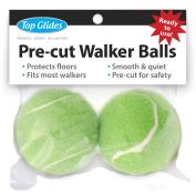 Pre-cut Walker Glide Balls - 15 Colours & Styles