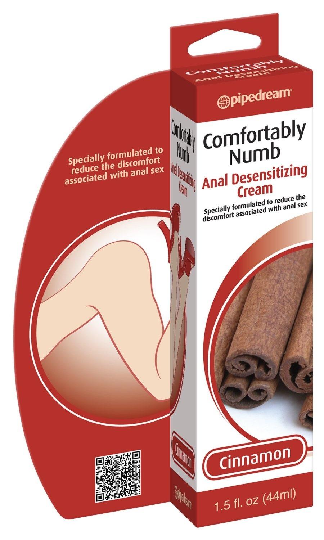 numbing gel til anal sex