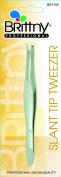BR TWEEZER - SLANT TIP BR1705