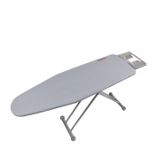 Lady Tamara Heavy Duty Wide Ironing Board with Heat Resistant Cloth Cover
