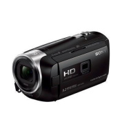 Sony HDR-PJ410 Full HD Camdorder with Built-In Projector (30x Optical Zoom, Optical SteadyShot,
