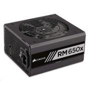 Corsair Rmx Series RM650X 650W - 80 Plus Gold - Modular PSU