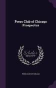 Press Club of Chicago Prospectus