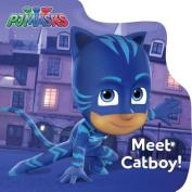 Meet Catboy! (Pj Masks) [Board book]