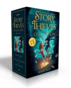 Story Thieves Collection Books 1-3