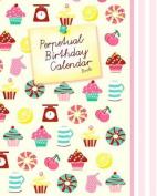 Perpetual Birthday Calendar Book