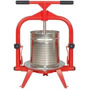 MacIntosh Fruit Press 15.1l + Stainless Basket
