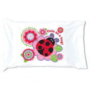 STEPHEN JOSEPH Ladybug Pillowcase