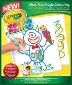 Crayola Colour Wonder Drawing Paper-30 Sheets Mess-Free Magic Colouring