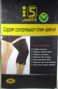 i5joints Copper Compression Knee Sleeve
