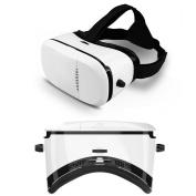 Indigi Virtual Reality 3D Glasses VRBOX Google Cardboard For iPhone for for for for for for for for for for Samsung 11cm - 15cm
