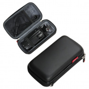 For Cobra ESD7570 9-Band Performance Radar/Laser Detector / XRS9370 High-Performance / XRS9470 Voice Alert 14 Band Hard EVA Travel Protective Case Carrying Bag by Hermitshell