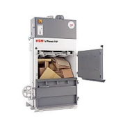 HSM HSM6110 V-Press 610 Vertical Baler