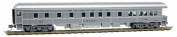 MicroTrains N Scale Atchison, Topeka & Santa Fe 3-2 Observation Car 14400170