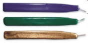 Mardi Gras Assortment (Purple, Green and Gold Metallic) Waterstons Scottish Sealing Wax with wick - 3 Sticks