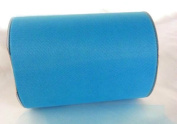 Ethrift 15cm x 100 Yards (90m) Turquoise Blue Tulle Roll Spool - Wedding & Party Decoration