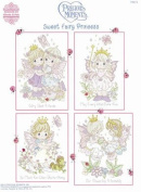 PM73 Sweet Fairy Princess - Precious Moments Cross Stitch
