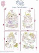 PM73 Sweet Fairy Princess - Precious Moments Cross Stitch