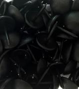 decotacks® Matt Black Upholstery Nails/tacks 1.1cm - 100 Pcs [Matt Black] DX0511MBL