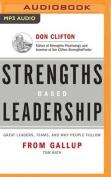 Strengths Based Leadership [Audio]