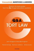 Concentrate Questions and Answers Tort Law