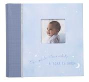 Carter's Slim Bound Photo Journal Album, Wish Upon a Star