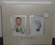 Koala Baby Baby Imprints Keepsake Box