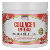 Reserveage Organics Collagen Replenish with Hyaluronic Acid & Vitamin C 80ml Pwdr