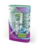 Gumchucks ORTHOgami Floss Starter Kit, For Braces